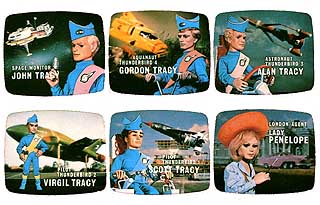 Thunderbirds Personnel